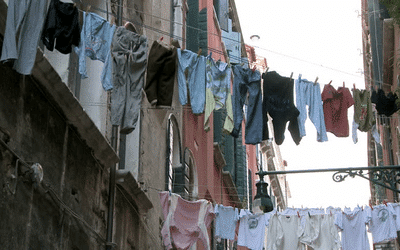 Don't Let Your Best Dashboard Chart Look Like A Bedraggled Washing Line